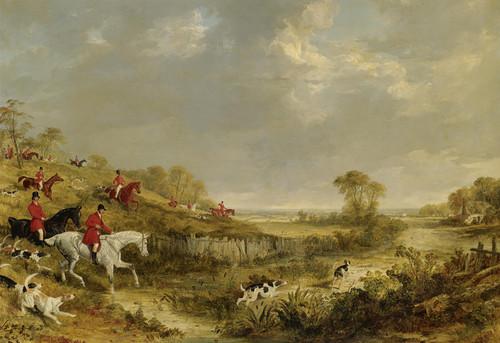 Art Prints of Gone Away by John Frederick Herring
