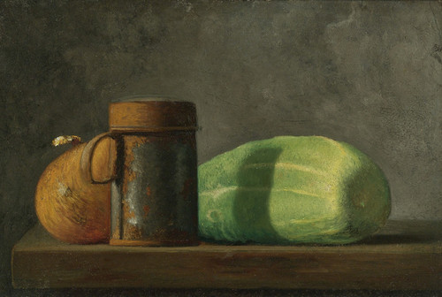 Art Prints of Cucumber by John Frederick Peto