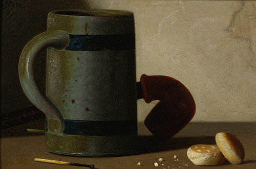 Art Prints of Stein and Biscuits by John Frederick Peto