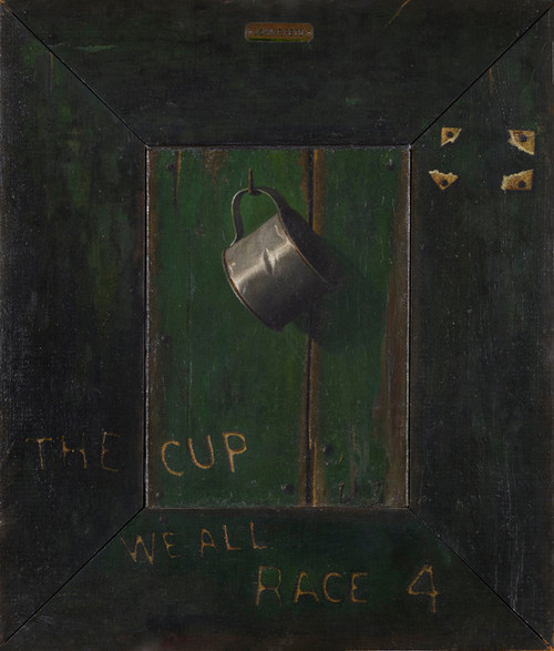 Art Prints of The Cup We All Race by John Frederick Peto