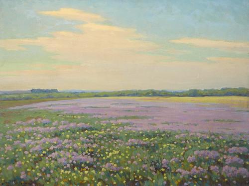 Art Prints of Spring Flowers by John Marshall Gamble