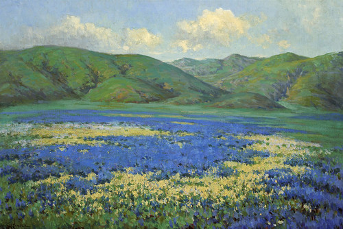 Art Prints of Spring, Once in a Lifetime by John Marshall Gamble