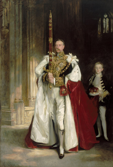 Art Prints of Charles Stewart, 6th Marquess of Londonderry by John Singer Sargent
