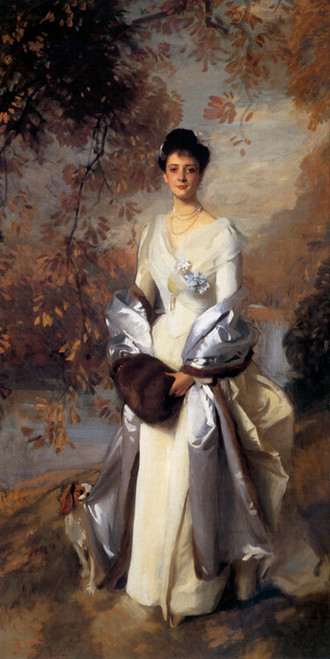Art Prints of Daisy Leiter 1898 by John Singer Sargent