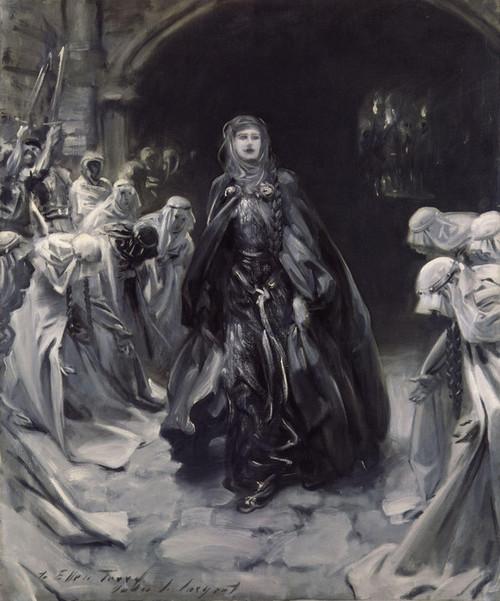 Art Prints of Ellen Terry by John Singer Sargent