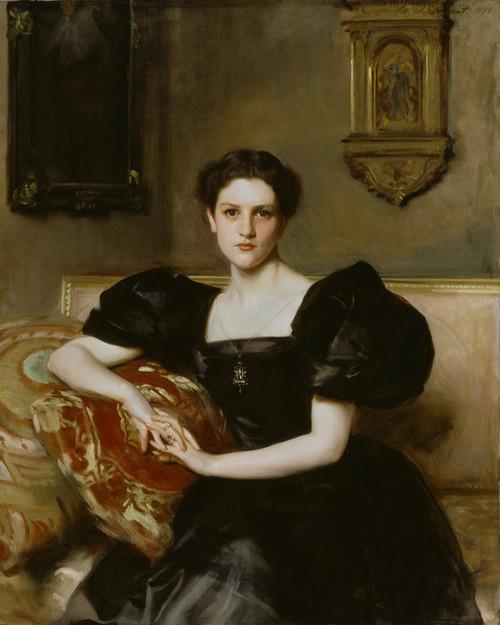 Art Prints of Elizabeth Winthrop Chanler by John Singer Sargent