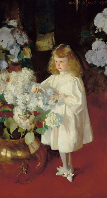 Art Prints of Helen Sears by John Singer Sargent
