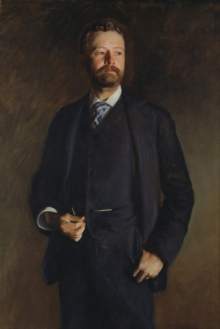 Art Prints of Henry Cabot Lodge by John Singer Sargent