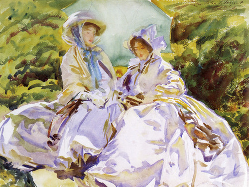 Art Prints of In the Tyrol by John Singer Sargent