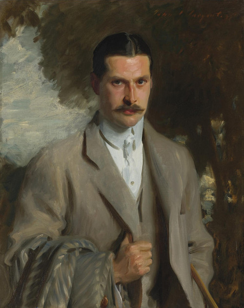 Art Prints of Ridgely Carter by John Singer Sargent