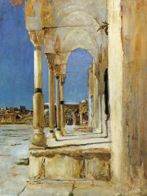 Art Prints of Jerusalem 3 by John Singer Sargent