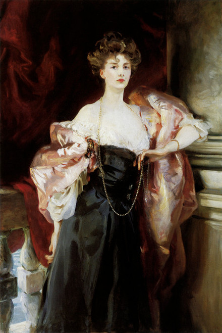 Art Prints of Lady Helen Vincent by John Singer Sargent