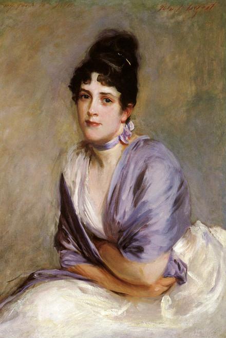 Art Prints of Lily Millet by John Singer Sargent