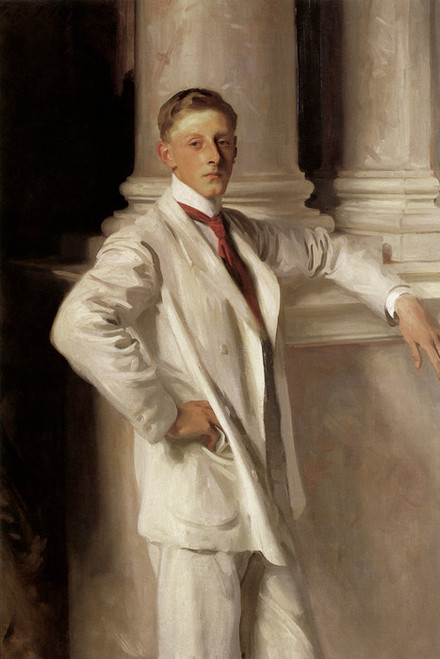 Art Prints of Lord Dalhousie by John Singer Sargent