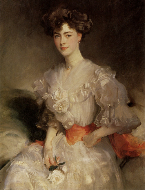 Art Prints of Maud Coats 1906 by John Singer Sargent