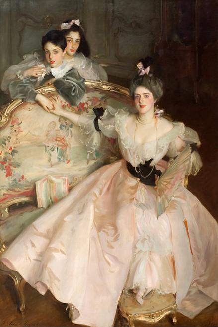 Art Prints of Mrs. Carl Meyer and Her Children by John Singer Sargent
