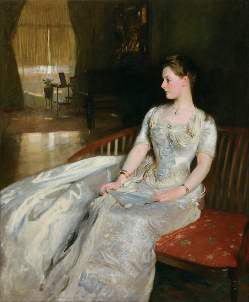 Art Prints of Mrs. Cecil Wade by John Singer Sargent