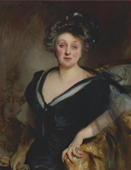 Art Prints of Mrs. George Mosenthal by John Singer Sargent