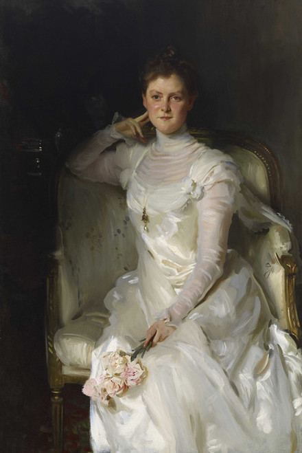 Art Prints of Mrs. Joshua Montgomery Sears by John Singer Sargent
