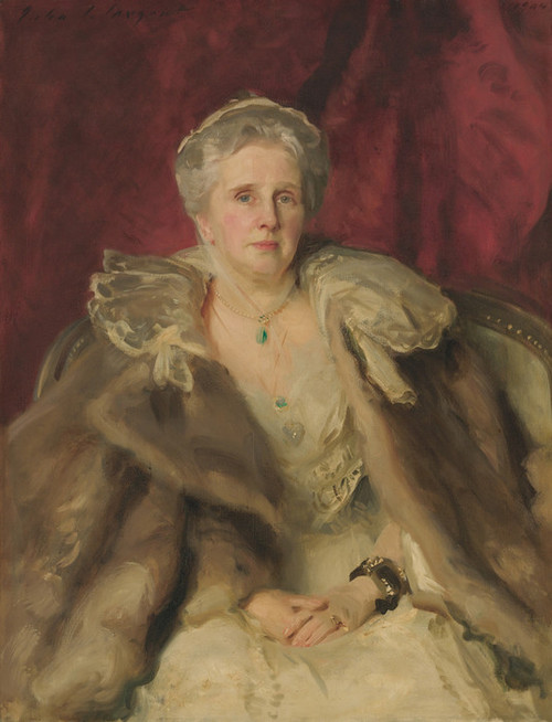Art Prints of Mrs. Hugh Smith by John Singer Sargent