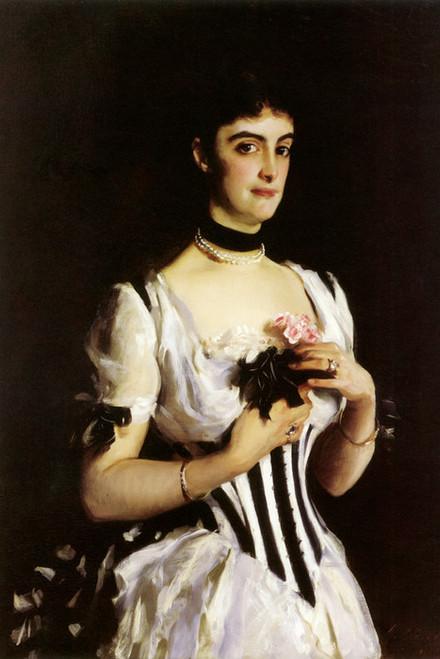 Art Prints of Mrs. Wilton Phipps by John Singer Sargent