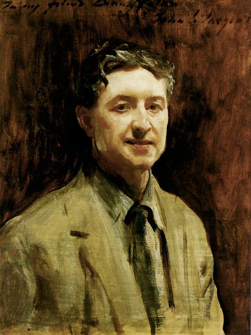 Art Prints of Portrait of Daniel Nolan by John Singer Sargent