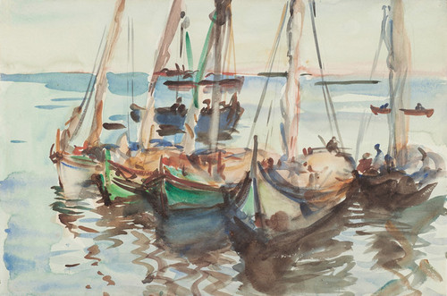 Art Prints of Portuguese by John Singer Sargent