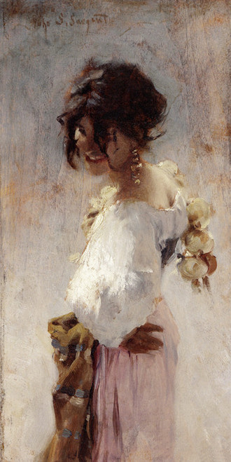 Art Prints of Rosina by John Singer Sargent