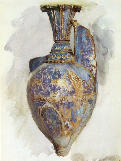 Art Prints of The Alhambra Vase by John Singer Sargent