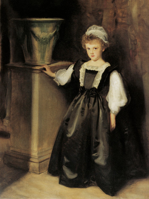Art Prints of The Honorable Laura Lister by John Singer Sargent
