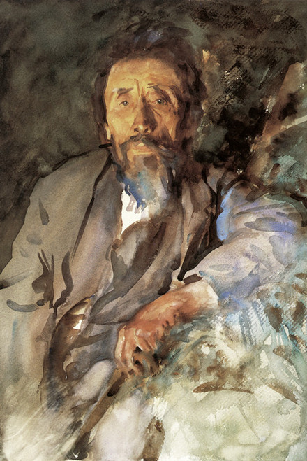 Art Prints of The Tramp by John Singer Sargent
