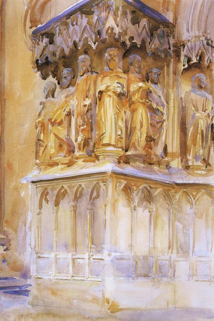 Art Prints of Tomb Toledo by John Singer Sargent