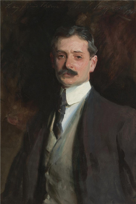 Art Prints of William Thorne by John Singer Sargent