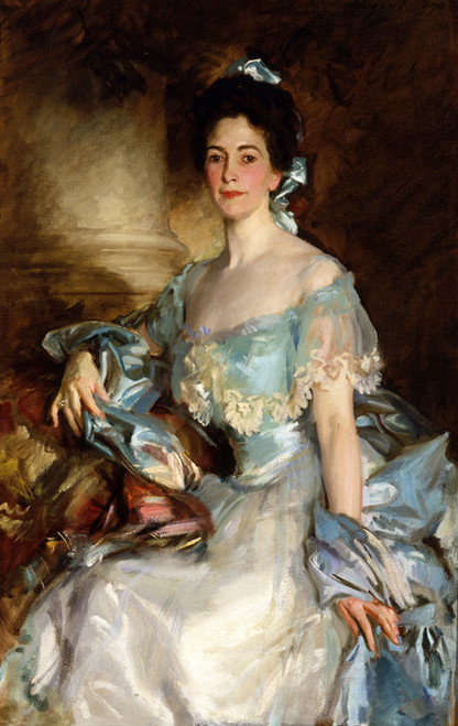 Art Prints of Portrait of Mrs. A. Lawrence Rotch by John Singer Sargent