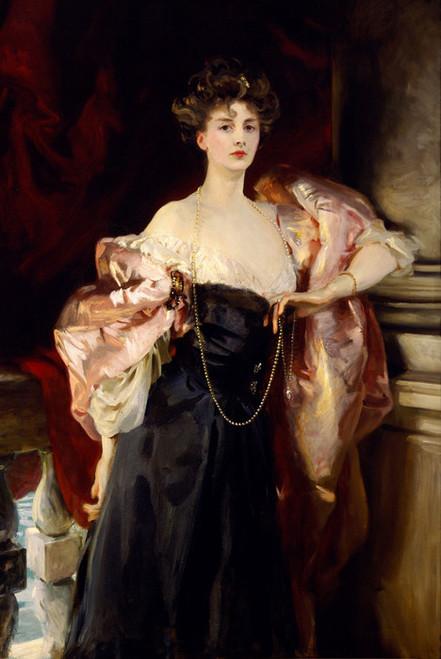 Art Prints of Portrait of Lady Helen Vincent by John Singer Sargent
