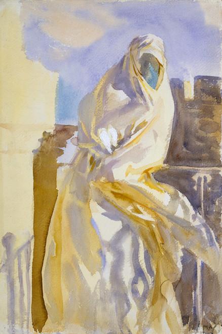 Art Prints of Arab Woman by John Singer Sargent
