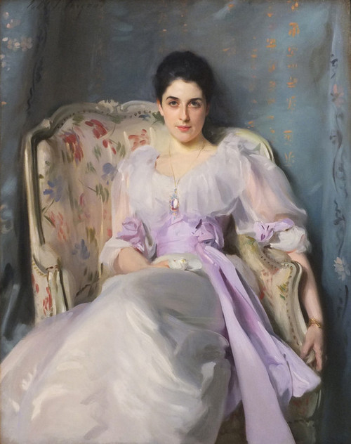 Art Prints of Lady Agnew of Lochnaw by John Singer Sargent
