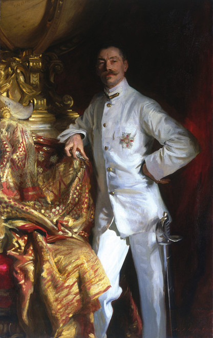 Art Prints of Sir Frank Swettenham by John Singer Sargent
