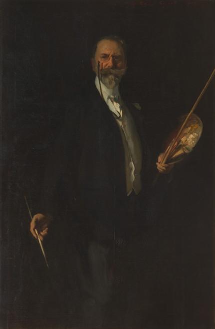 Art Prints of William Merritt Chase by John Singer Sargent