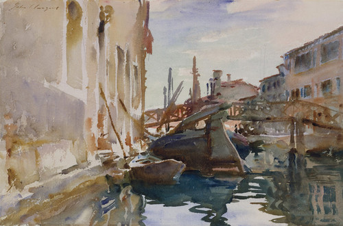 Art Prints of Giudecca by John Singer Sargent
