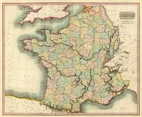 Art Prints of France, 1817 (1007022) by John Thomson