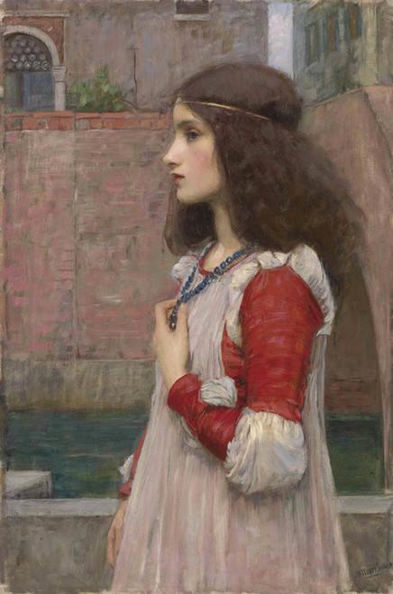 Art Prints of Juliet by John William Waterhouse