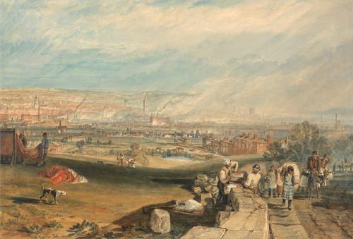Art Prints of Leeds by Joseph Mallord William Turner