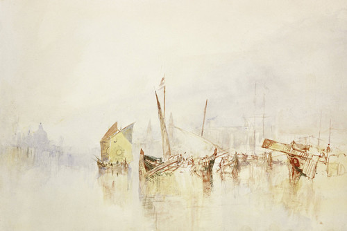Art Prints of The Sun of Venice by Joseph Mallord William Turner
