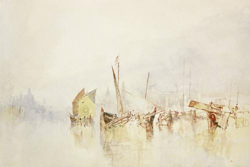 Art Prints of The Sun of Venice by Joseph Mallord William Turner