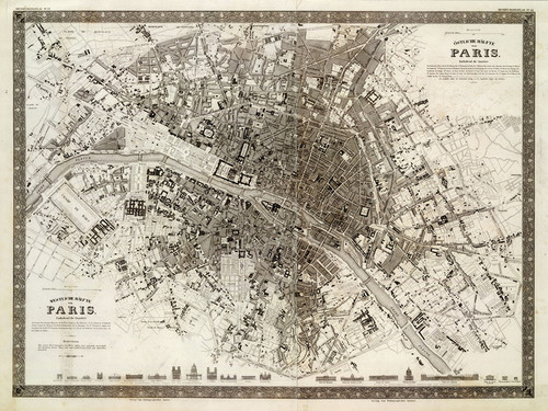 Art Prints of Paris, 1860 (4807020) by Joseph Meyer