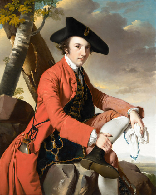 Art Prints of Fleetwood Hesketh by Joseph Wright of Derby