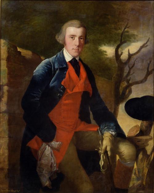 Art Prints of Edward Becher Leacroft of Wirksworth by Joseph Wright of Derby