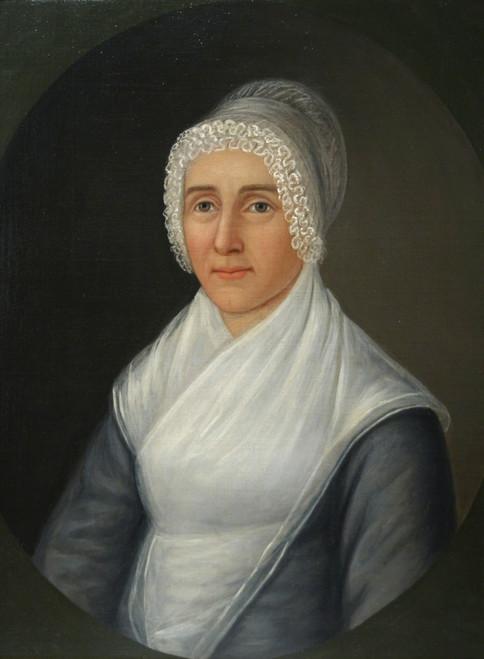Art Prints of Baltimore Shipowner's Wife by Joshua Johnson
