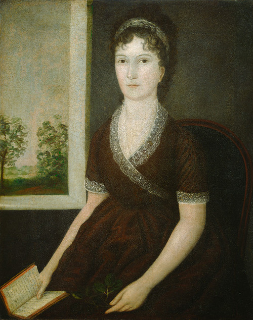 Art Prints of Sarah Ogden Gustin by Joshua Johnson